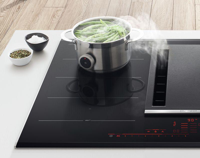Bosch Kühlschrank Prospekt : Bosch kochen mit induktion elektroland dessau